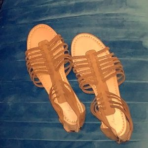 American Eagle Outfitters Shoes - American Eagle Strappy Sandal